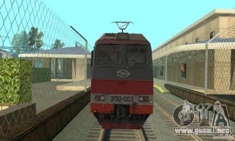 Ep10 para GTA San Andreas left