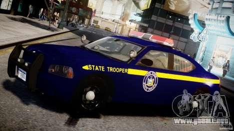 Dodge Charger NY State Trooper CHGR-V2.1M [ELS] para GTA 4