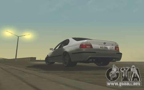 ENB v3.0 by Tinrion para GTA San Andreas octavo de pantalla