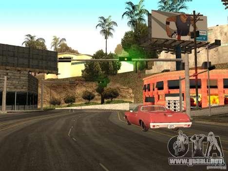 GTA SA 4ever Beta para GTA San Andreas tercera pantalla