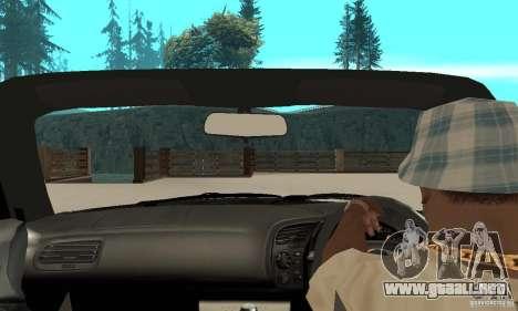 Honda Amuse R1 AP1 S2000 para la visión correcta GTA San Andreas