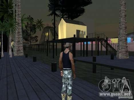 Happy Island Beta 2 para GTA San Andreas quinta pantalla