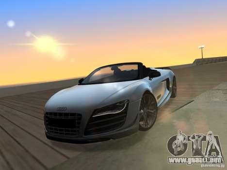 IG ENBSeries v2.0 para GTA San Andreas séptima pantalla