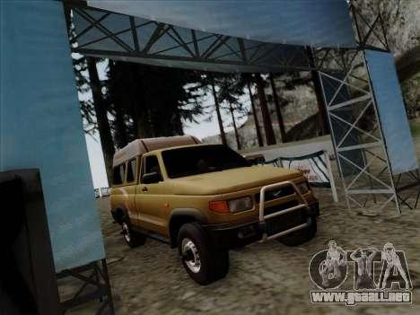 UAZ 2760 para GTA San Andreas