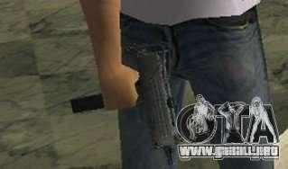Max Payne 2 Weapons Pack v2 para GTA Vice City quinta pantalla