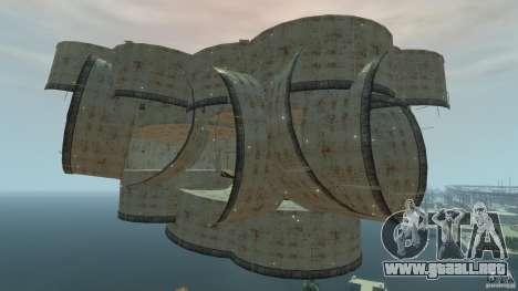 Demolition Derby Arena (Happiness Island) para GTA 4