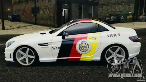 Mercedes-Benz SLK 2012 v1.0 [RIV] para GTA 4 left