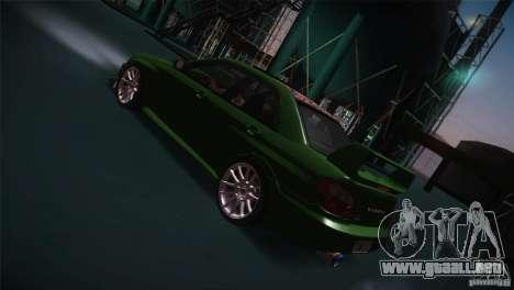 Subaru Impreza WRX STi para el motor de GTA San Andreas