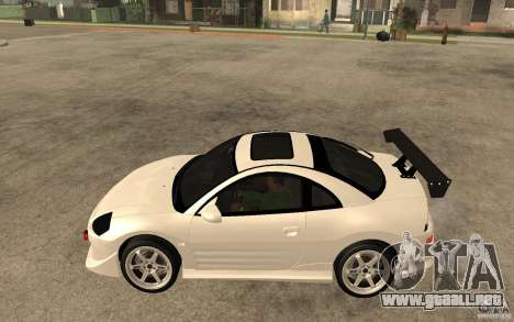 Mitsubishi Eclipse 2003 V1.5 para GTA San Andreas left