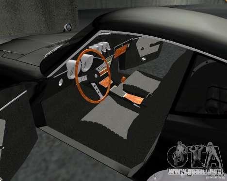 Nissan  Fairlady 240ZG para visión interna GTA San Andreas