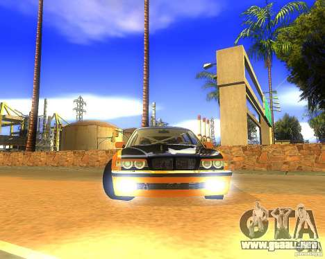 BMW 750iL e38 Drift Tune para GTA San Andreas left