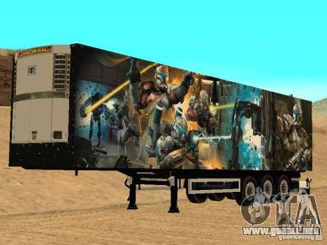 Star Wars Trailer para GTA San Andreas