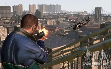 Aumentar FPS en el GTA IV para GTA 4 segundos de pantalla