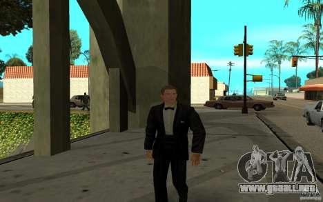 Agente 007 para GTA San Andreas