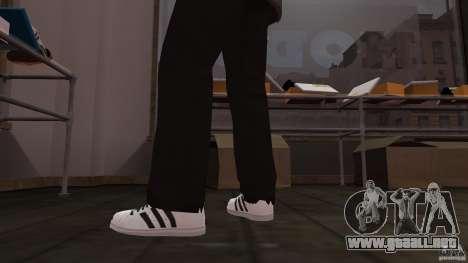 Adidas Superstar 80s para GTA 4 tercera pantalla