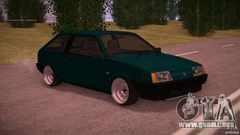 VAZ 2108 baja Classic para GTA San Andreas left