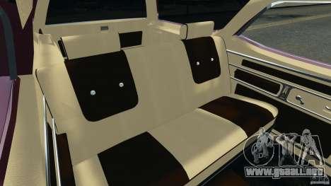 Oldsmobile Vista Cruiser 1972 v1.0 para GTA 4 vista lateral