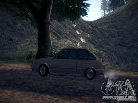 Drenaje Vaz 2113 para GTA San Andreas left