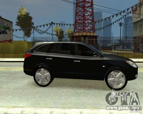 Hyundai IX55 para GTA 4 visión correcta