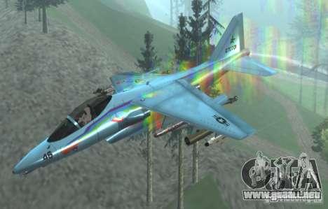 RainbowDash Hydra para la visión correcta GTA San Andreas