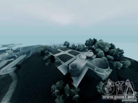 Setan ENBSeries para GTA San Andreas sexta pantalla