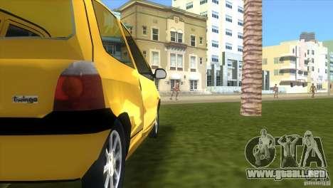 Renault Twingo para GTA Vice City visión correcta