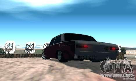 VAZ 2101 Sport para la visión correcta GTA San Andreas