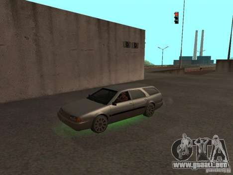 Neon mod para GTA San Andreas tercera pantalla