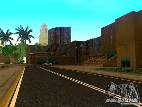 Edificio nuevo en Los Santos para GTA San Andreas segunda pantalla