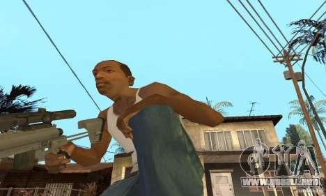 Intervenšn de Call Of Duty Modern Warfare 2 para GTA San Andreas sexta pantalla