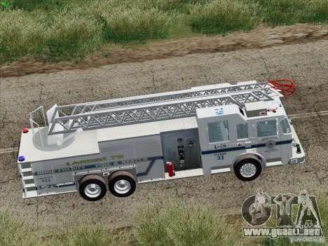 Pierce Puc Aerials. Bone County Fire & Ladder 79 para el motor de GTA San Andreas
