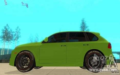 Wild Upgraded Your Cars (v1.0.0) para GTA San Andreas tercera pantalla