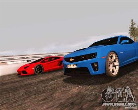 NFS The Run ENBSeries by Sankalol para GTA San Andreas quinta pantalla