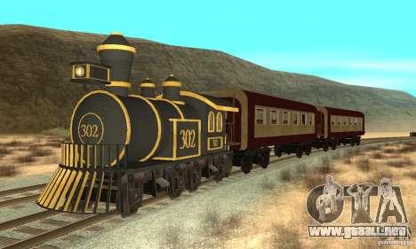 Lokomotiv para GTA San Andreas
