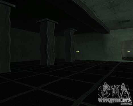 Base del dragón para GTA San Andreas séptima pantalla