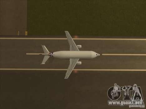 Airbus A300-600ST Beluga para la visión correcta GTA San Andreas