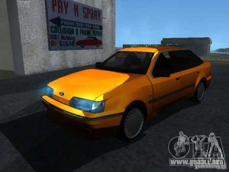 Ford Sierra Mk1 Sedan para GTA San Andreas