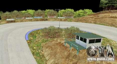 Ebisu West para GTA San Andreas tercera pantalla