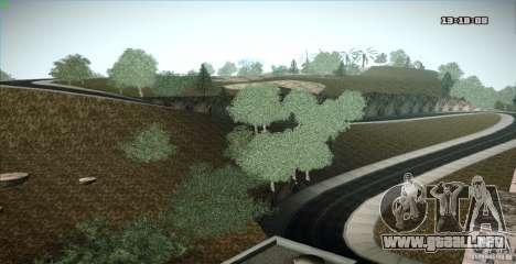 ENB Graphics Mod Samp Edition para GTA San Andreas quinta pantalla