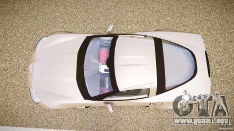 Chevrolet Corvette Z06 1.1 para GTA 4 visión correcta