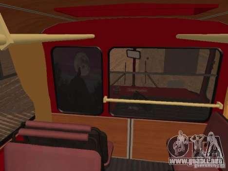 677 LIAZ para GTA San Andreas interior
