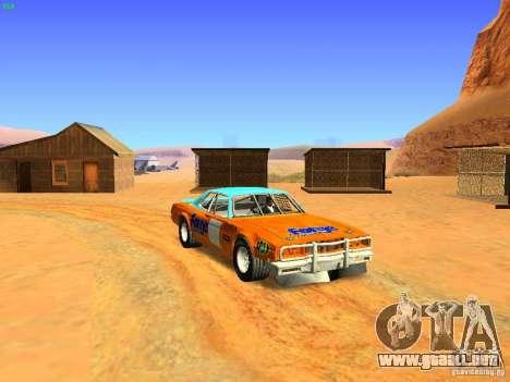 Jupiter Eagleray MK5 para la visión correcta GTA San Andreas