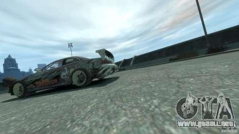 Toyota Soarer Tokage Crew para GTA 4 left