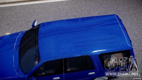 Lincoln Navigator 2004 para GTA 4 vista lateral