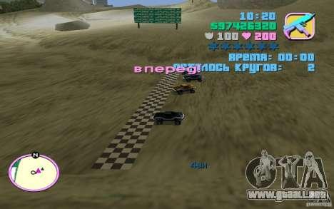 RC Bandit LCS para GTA Vice City tercera pantalla