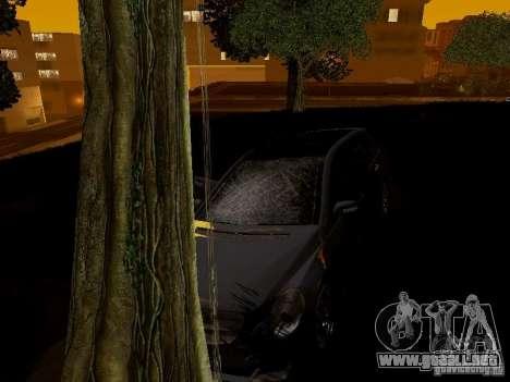 Mercedes Benz R300 para visión interna GTA San Andreas
