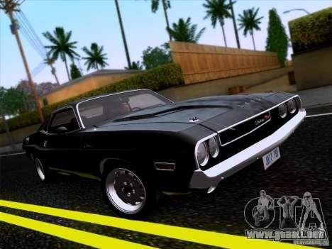 Dodge Challenger HEMI para GTA San Andreas