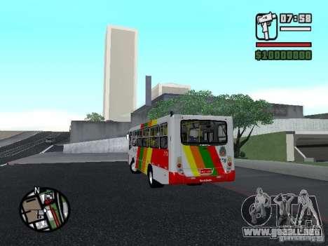 Comil Svelto Midi 2009 para la visión correcta GTA San Andreas