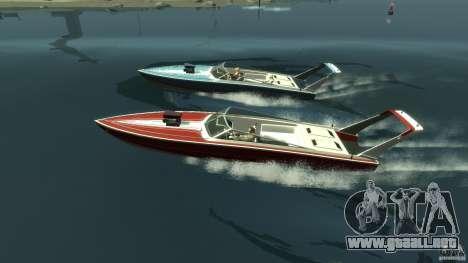 Tuned Jetmax para GTA 4 left