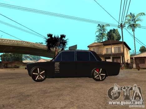 VAZ 2103 sintonía por Narik para GTA San Andreas left